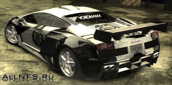 Винилы на nfs most wanted