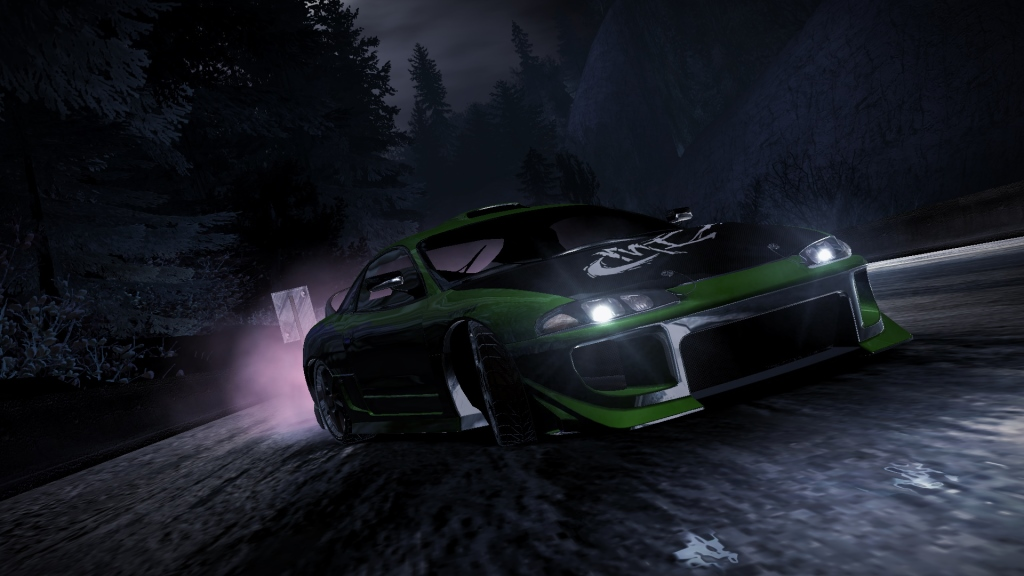 Need for Speed Carbon Engine Cheats - Xukygi